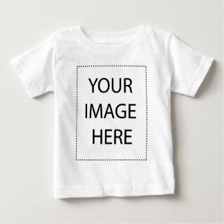 Plantilla infantil de la vertical de la camiseta tee shirt