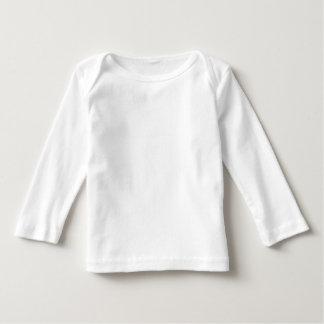 Plantilla larga infantil de la SleeveT-Camisa Baby T-Shirt