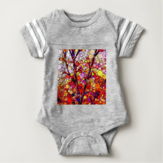 Planting Cherry Trees Baby Bodysuit