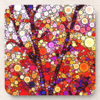 Planting Cherry Trees Coaster
