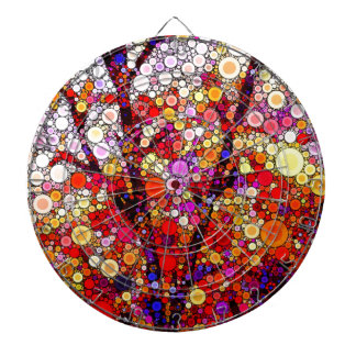 Planting Cherry Trees Dartboard