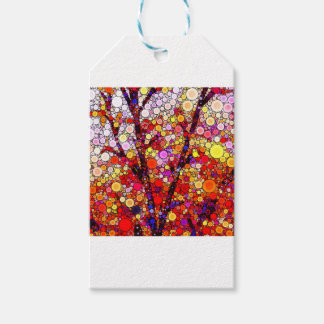Planting Cherry Trees Gift Tags