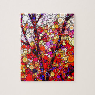 Planting Cherry Trees Jigsaw Puzzle