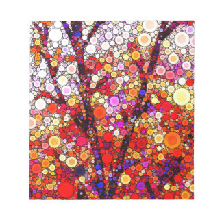 Planting Cherry Trees Notepad