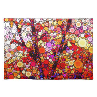 Planting Cherry Trees Placemat