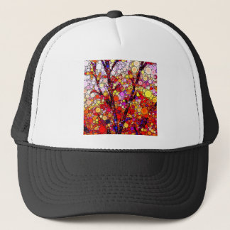 Planting Cherry Trees Trucker Hat