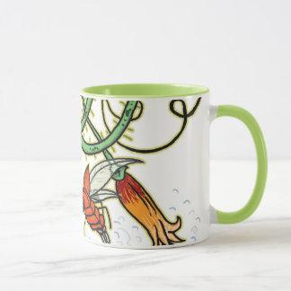 Plants and Bugs Mug