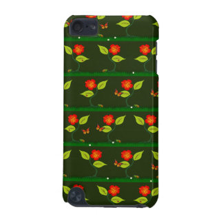 Plants and flowers iPod touch (5th generation) cases