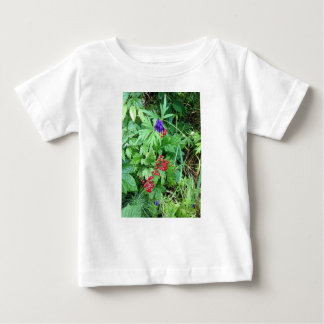 Plants at Pioneer Falls Butte Alaska Baby T-Shirt