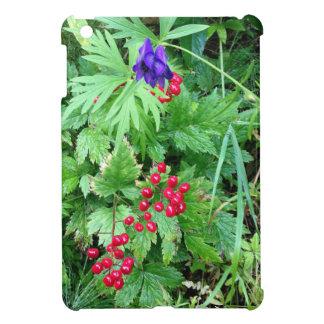 Plants at Pioneer Falls Butte Alaska iPad Mini Case