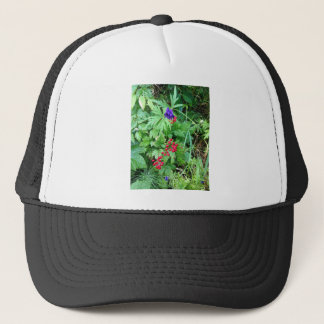 Plants at Pioneer Falls Butte Alaska Trucker Hat