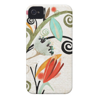 Plants Flora Swirls Case-Mate Case