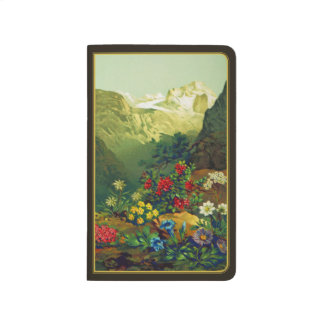 Plants of the Alpine Region Pocket Journal