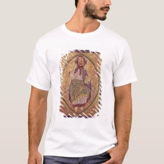 Plaque depicting Christ blessing T-Shirt