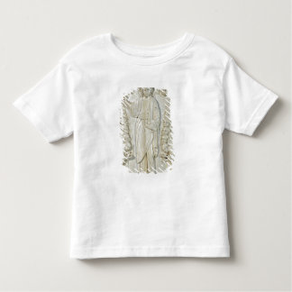 Plaque depicting Christ blessing the Apostles Toddler T-shirt