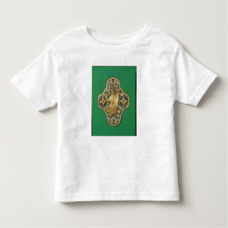 Plaque depicting God blessing Toddler T-shirt