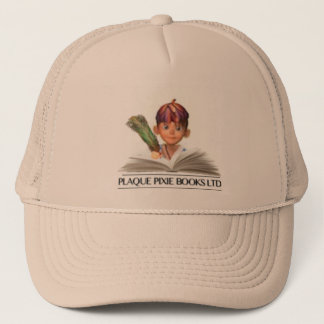 Plaque Pixie Books Baseball Cap