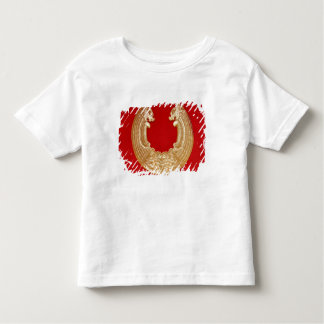 Plaque with two dragons and a Tao-tie mask Toddler T-shirt