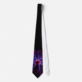 plasma ball tie