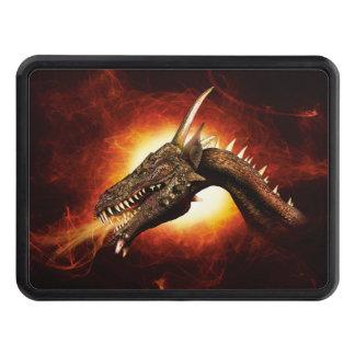 Plasma Dragon Hitch Cover