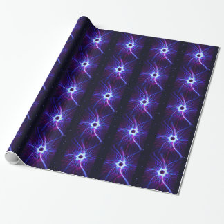 Plasma Magen Wrapping Paper