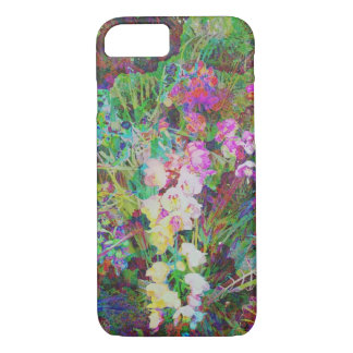 Plasma Mixed Orchids iPhone 7 Case