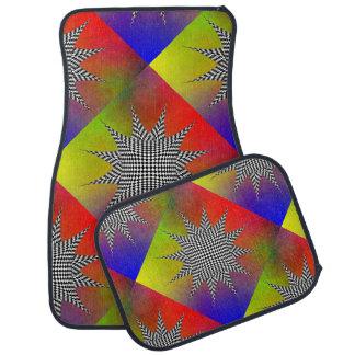 Plasma moderne tapis de sol