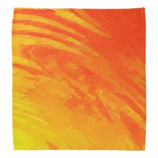 Plasma Orange Bandannas
