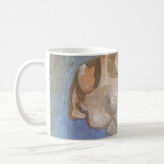 Plaster Statuette, Female Torso; Vincent van Gogh Mug