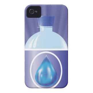 Plastic bottle Case-Mate iPhone 4 case