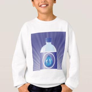 Plastic bottle sweatshirt