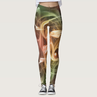 Plastic Pinball Leggings