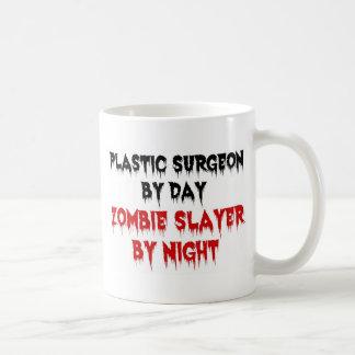 Plastic Surgeon Zombie Slayer Coffee Mug