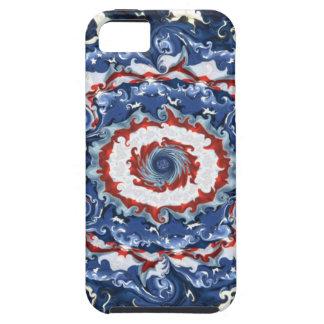 Plasticité patriotique iPhone 5 case