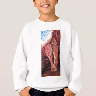 Plasty, an abstract sweatshirt