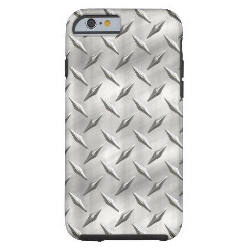 Plat 1 de diamant coque iPhone 6 tough