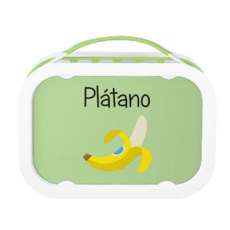 Platano (Banana) Lunch Box