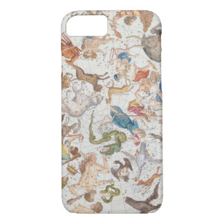 Plate 26 from 'Atlas Coelestis', by John Flamsteed iPhone 7 Case