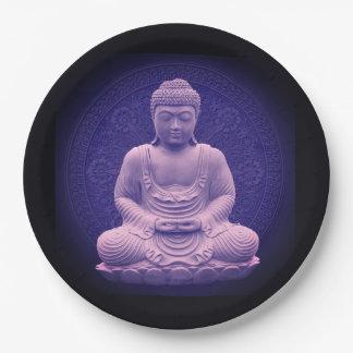 Plate Blessing Buddha medicine Food