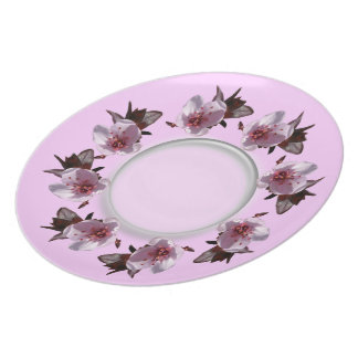 Plate - Cherry Blossom Ring