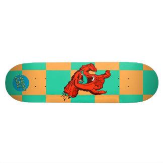 Plate-forme 1 de patin de vieille école de Sangre  Plateau De Skateboard
