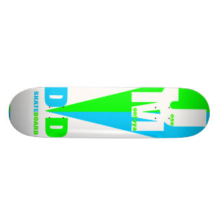 Plate-forme de dopant de J M Plateaux De Skateboards Customisés
