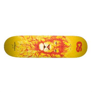 Plate-forme de lion de CS Plateaux De Skateboards