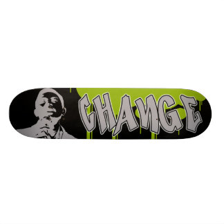 Plate-forme de patin de RiotCore OBAMA Skateboards Cutomisables