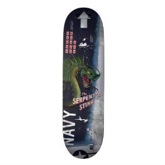 Plate-forme de planche à roulettes d'art de nez de skateboard  20 cm