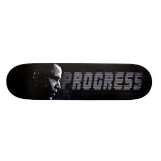 "Plate-forme de ""progrès"" d'Obama Skateboard"