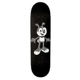 Plate-forme d'oncle Bunny™ Brand Black Skateboard