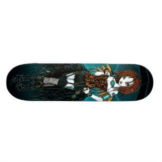 Plate-forme féerique de patin de Goth Steampunk de Planches À Roulettes