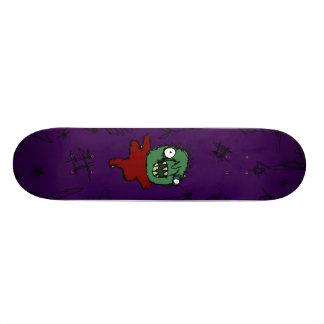 Plate-forme principale mini skateboard 18,4 cm