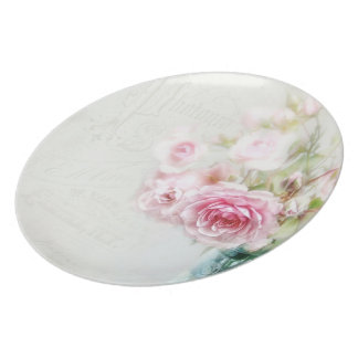 Plate from the series *shabby rose*